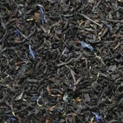 Earl Grey Tea Blue Flower