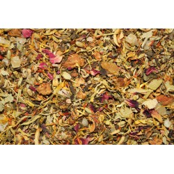 Sonnenkräuter-Tee Kräuterteemischung