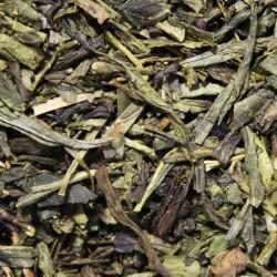 Sencha Vanille Green Tea mit Stückchen